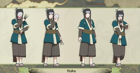 MMD Haku + DL