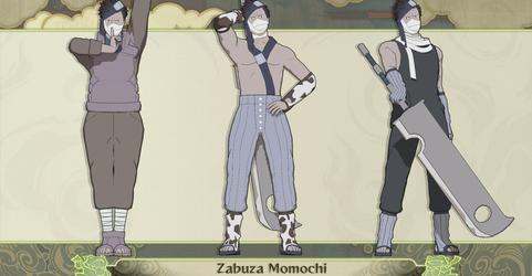 MMD Pack Zabuza Momochi + DL