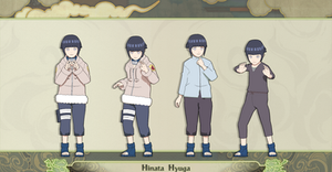 MMD Hinata Hyuga + DL