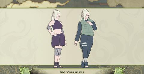 MMD Ino Yamanaka + DL
