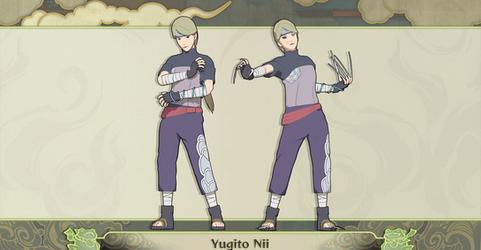 MMD Pack Yugito Nii + DL