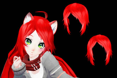 [MMD DL] Tda Bangs Edit 1 by Smol-Hooman