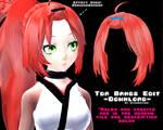 MMD Tda Bangs Edit 2 DL