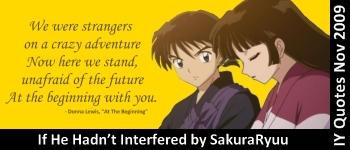 If He Hadnt Interfered by SakuraRyuu