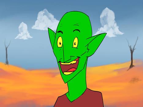 Happy Goblin