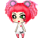 Emilie Autumn Shimeji by joeythir13en
