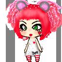 Emilie Autumn Shimeji by joeythir13en