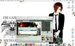 Daryl Dixon Shimeji for Mac by joeythir13en