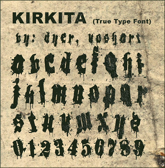 Kirkita v1.01 by Dyer-Consequences