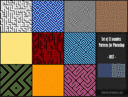 PS Patterns - Lost by halmtier
