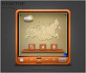 Desktop by msergt