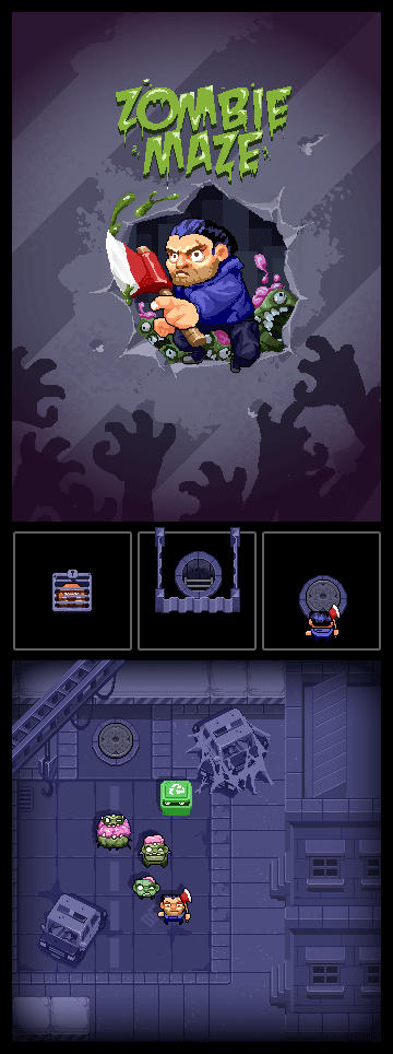PixelArt Game