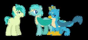 Crystalverse: Gandbar Family