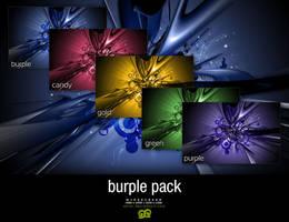 Burple WS Wallpaper Pack by akiwi