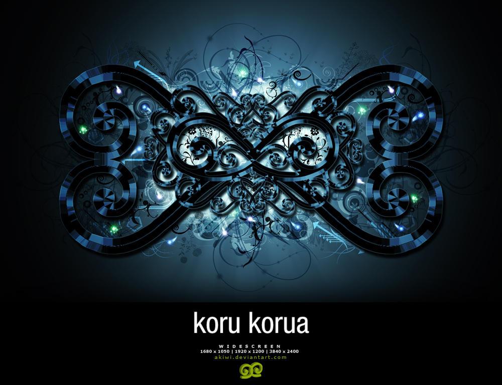 KoruKorua by akiwi