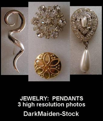 Jewelry:  Pendants