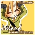 Ireland CaramellDansen