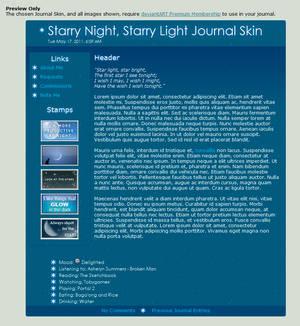 Starry Night, Starry Light