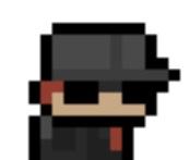Ash Sprite Animation by Ropolio