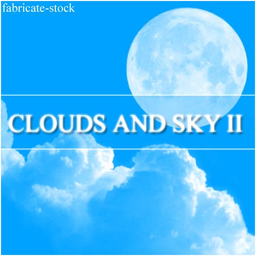 Clouds and Sky II