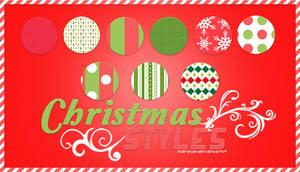 Christmas Styles.