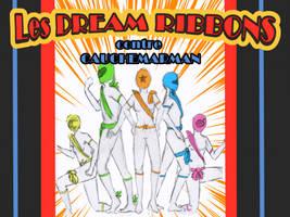 Les Dream Ribbons contre Cauchemarman BD
