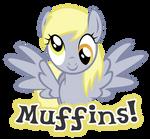 Muffins Derpy Vector