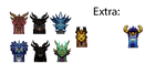 Free WoW Aspect Pixel Icons by GroxikavonDarkside