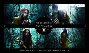 PSD #8: No Promises