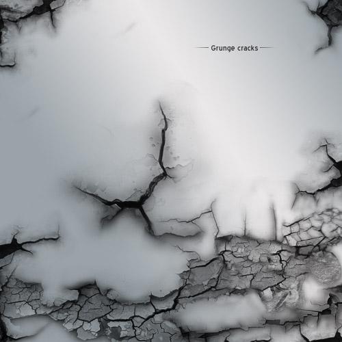 grunge cracks by equilerex