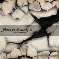 Grunge Cracks 2 by equilerex