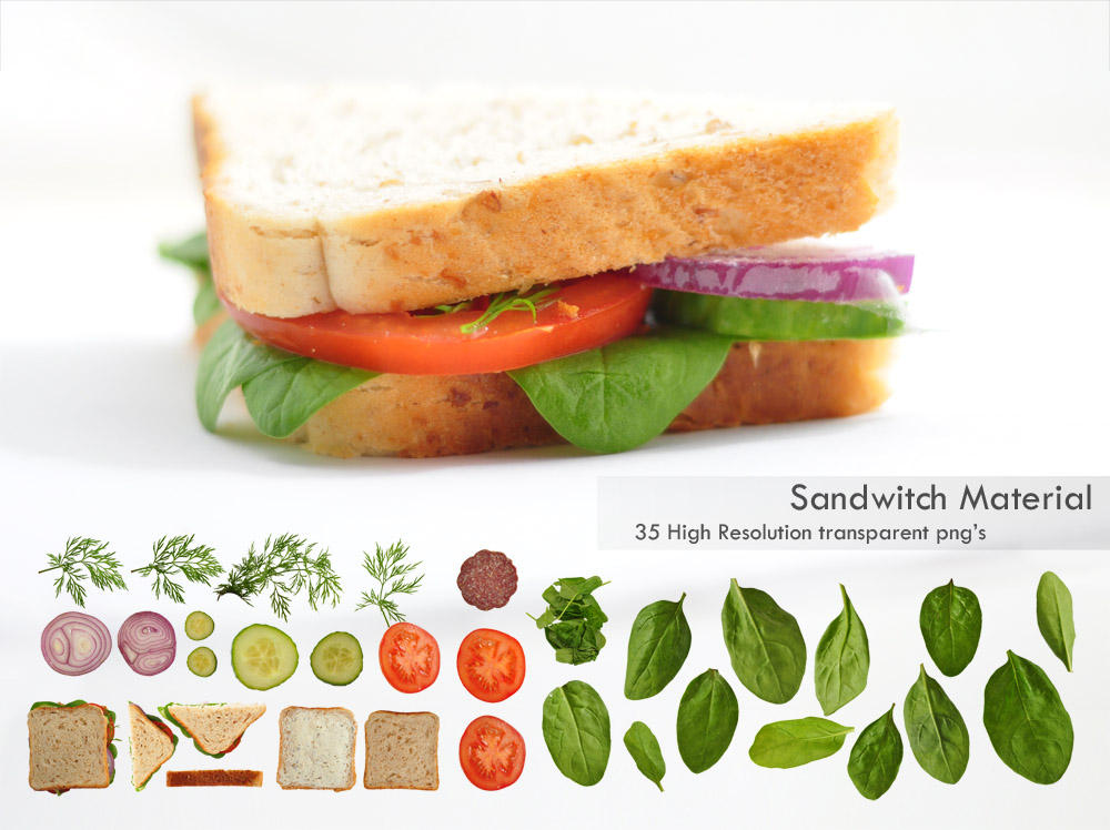 Sandwich Material By Equilerex On Deviantart