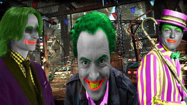 Three Jokers (fancast)