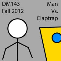 Clap Vs. Man (Student Assignment) by JVanover