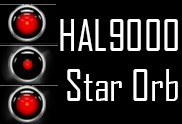 HAL 9000 Start Orb v2 by JVanover