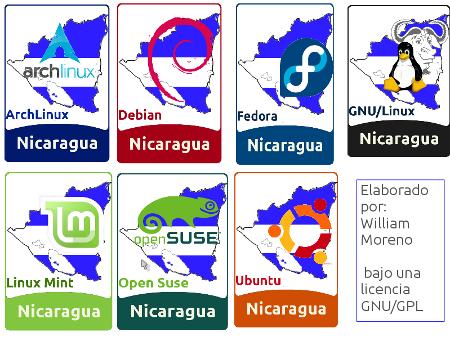 Logos Distros Nicaragua by williamjmorenor