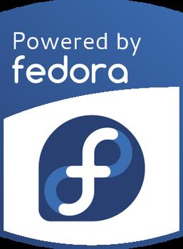 Powered by Fedora by williamjmorenor