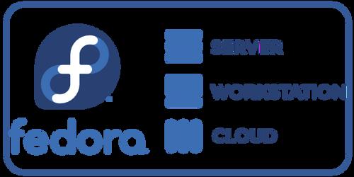 Sticker Fedora Next by williamjmorenor