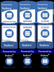 Powered By Fedora Next by williamjmorenor