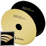 Ubuntu 9.10 LightScribe by m-p-3