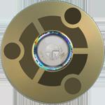 Ubuntu LightScribe Label by m-p-3