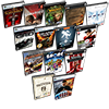 PC Games Dock Icons v2.5 by m-p-3