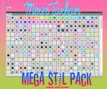 Mega Stil Pack