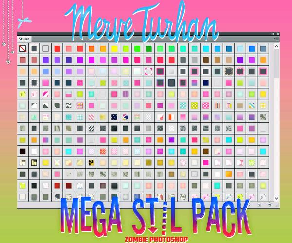 Mega Stil Pack by MerveBieber