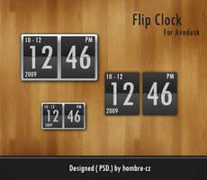Flip Clock for Avedesk