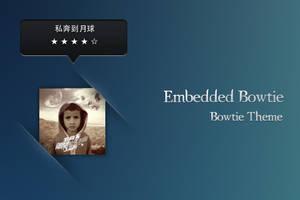 Embedded Bowtie by RyanGe
