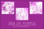 Sea Of Purple Icon Textures