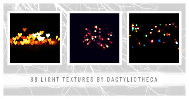 88 LIGHT TEXTURES by unsweet
