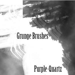 Grunge1 Brushes by Purple-Quartz-Brush