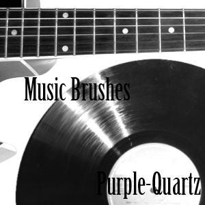Music Brushes by Purple-Quartz-Brush